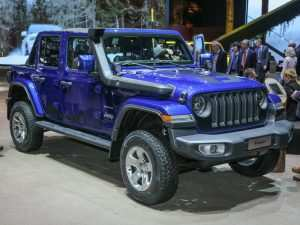 65 The 2019 Jeep Wrangler Diesel Images