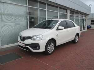 65 The 2019 Toyota Etios New Review