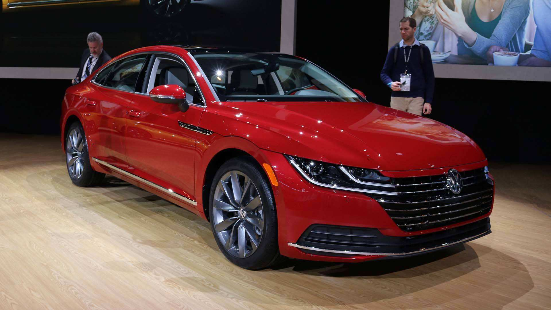 65 The 2019 Vw Arteon First Drive