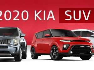 65 The 2020 Kia Lineup Pricing