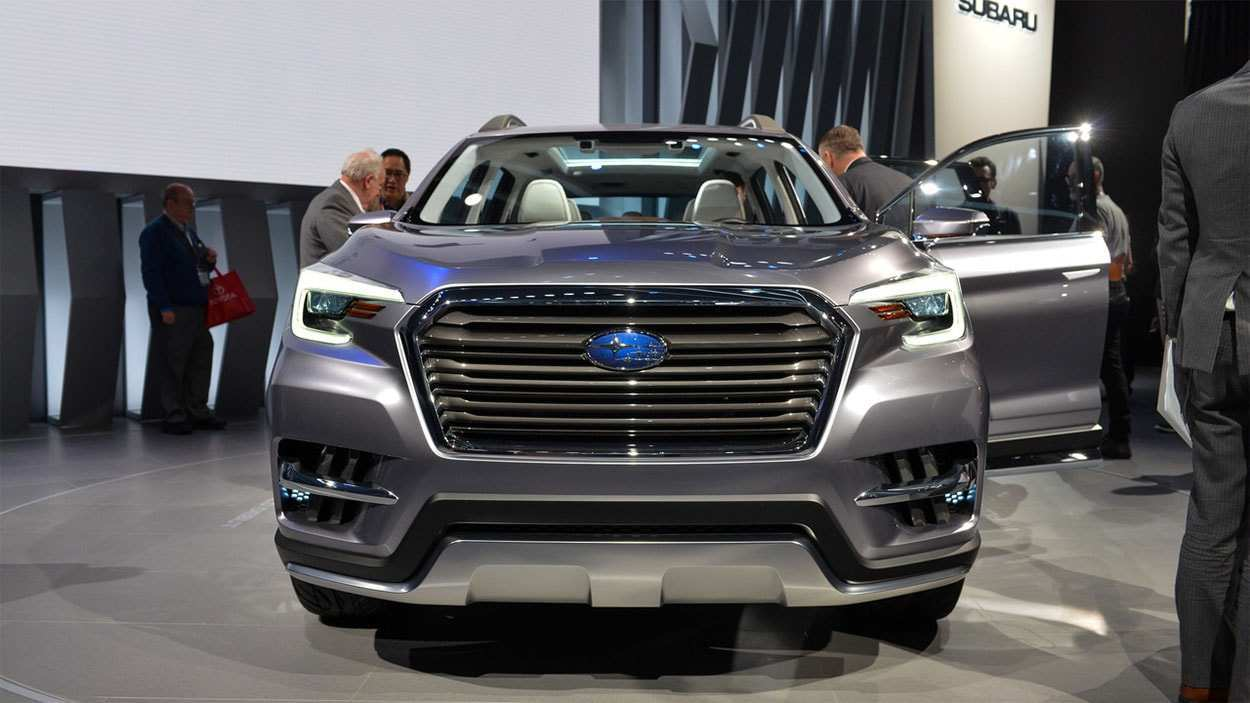 65 The 2020 Subaru Ascent Review and Release date