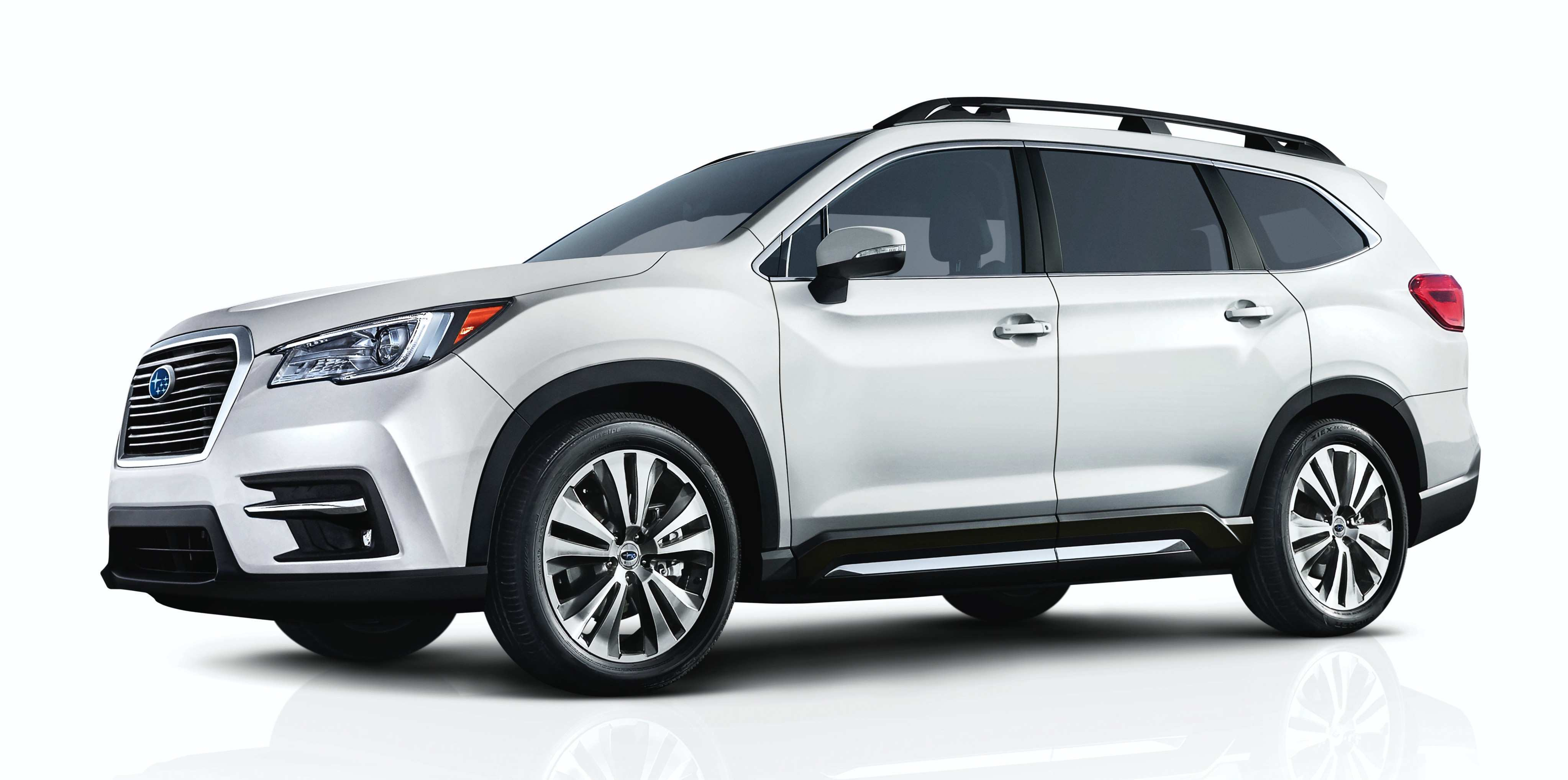 65 The Best 2019 Subaru Ascent Debut Speed Test