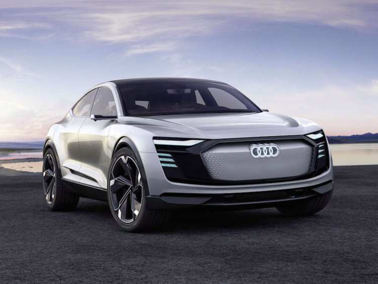 65 The Best 2020 Audi E Tron Suv New Review