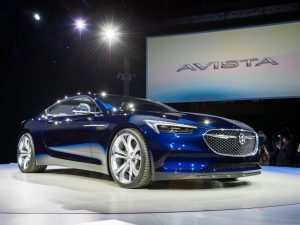 65 The Best 2020 Buick Avista New Model and Performance