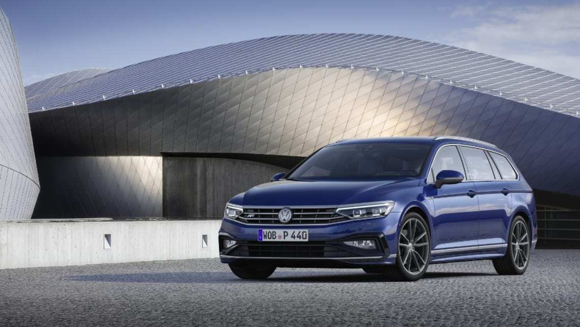 65 The Best 2020 Volkswagen Passat R Line New Model And Performance