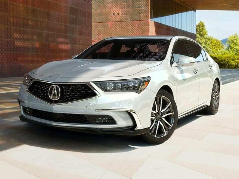 65 The Best Acura Rlx 2020 Spesification