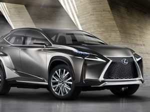 65 The Best Lexus Nx New Model 2020 Interior