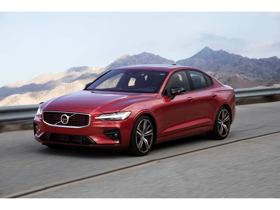 65 The Best New 2019 Volvo S60 Images