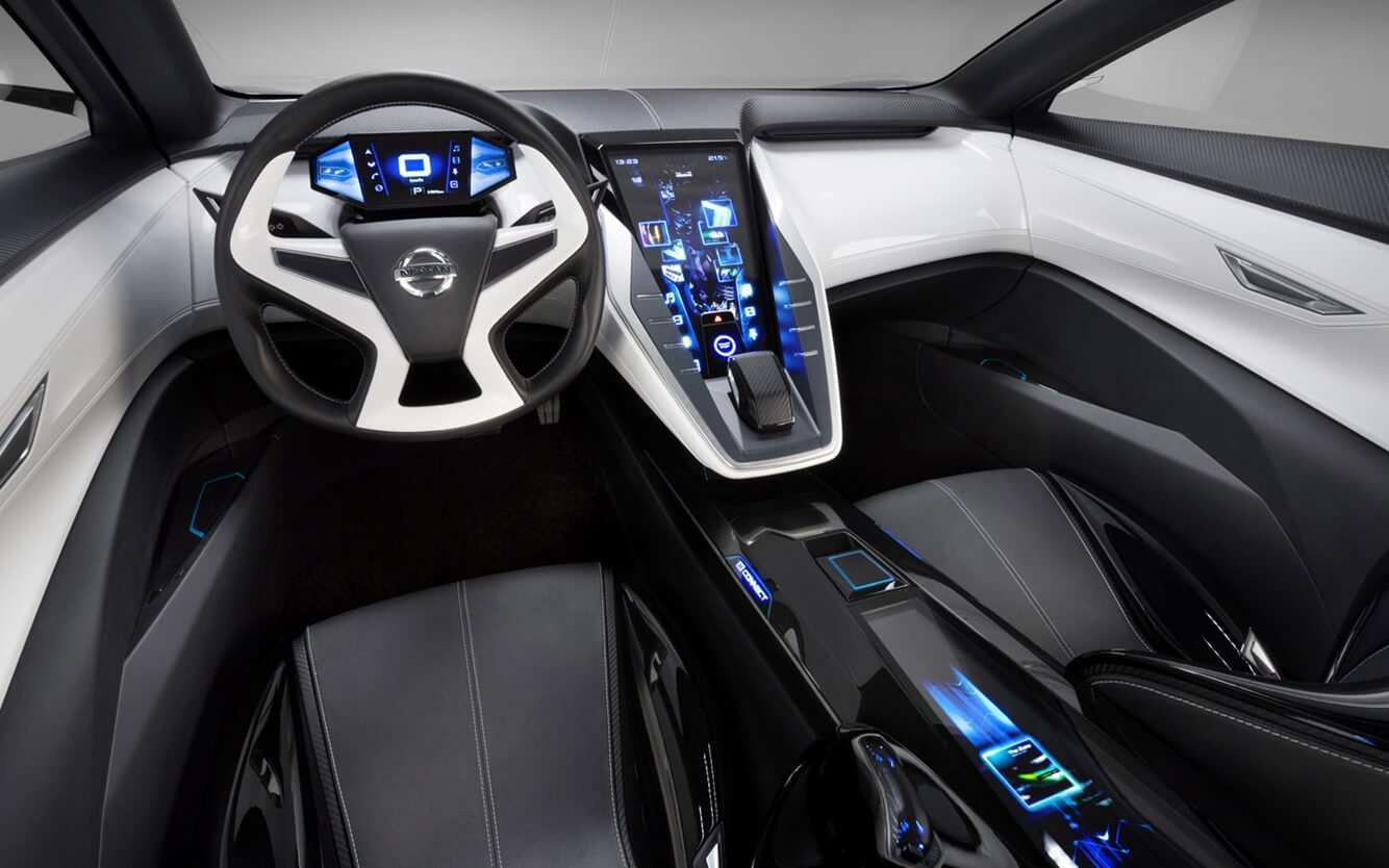 65 The Best Nissan Concept 2020 Interior Performance And New Engine