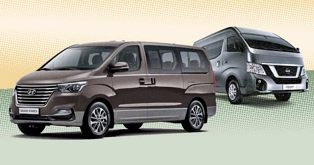 65 The Best Nissan Urvan 2020 Ratings