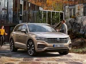65 The Best Touareg Vw 2019 Price Design and Review