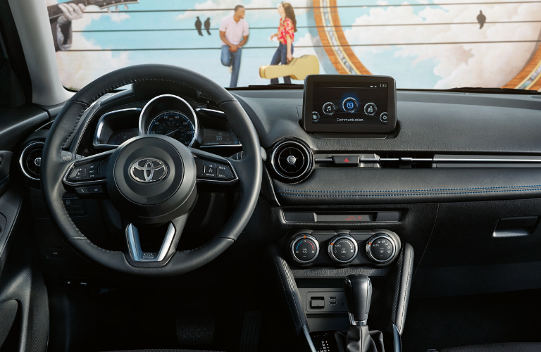 65 The Best Toyota Yaris 2019 Interior Review And Release Date