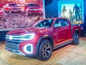 65 The Best Volkswagen Pickup 2020 First Drive