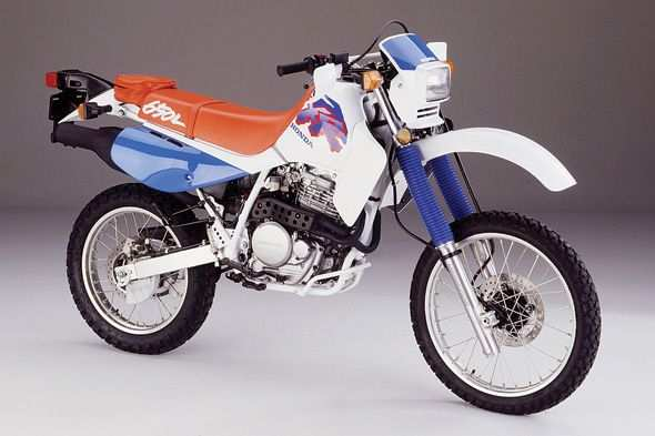 65 The Honda Xr650L 2020 Engine