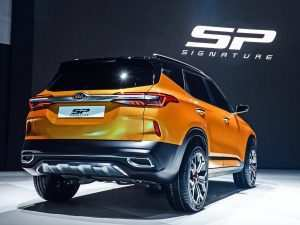 65 The Kia New Small Suv 2020 New Model and Performance