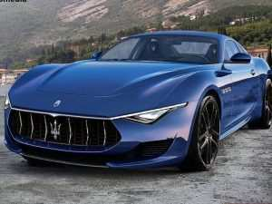 65 The Maserati Electric 2020 Pictures
