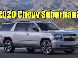 65 The New Chevrolet Tahoe 2020 Configurations