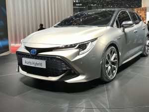 65 The New Toyota 2019 Models Performance