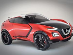 65 The Nissan Juke Concept 2020 Picture