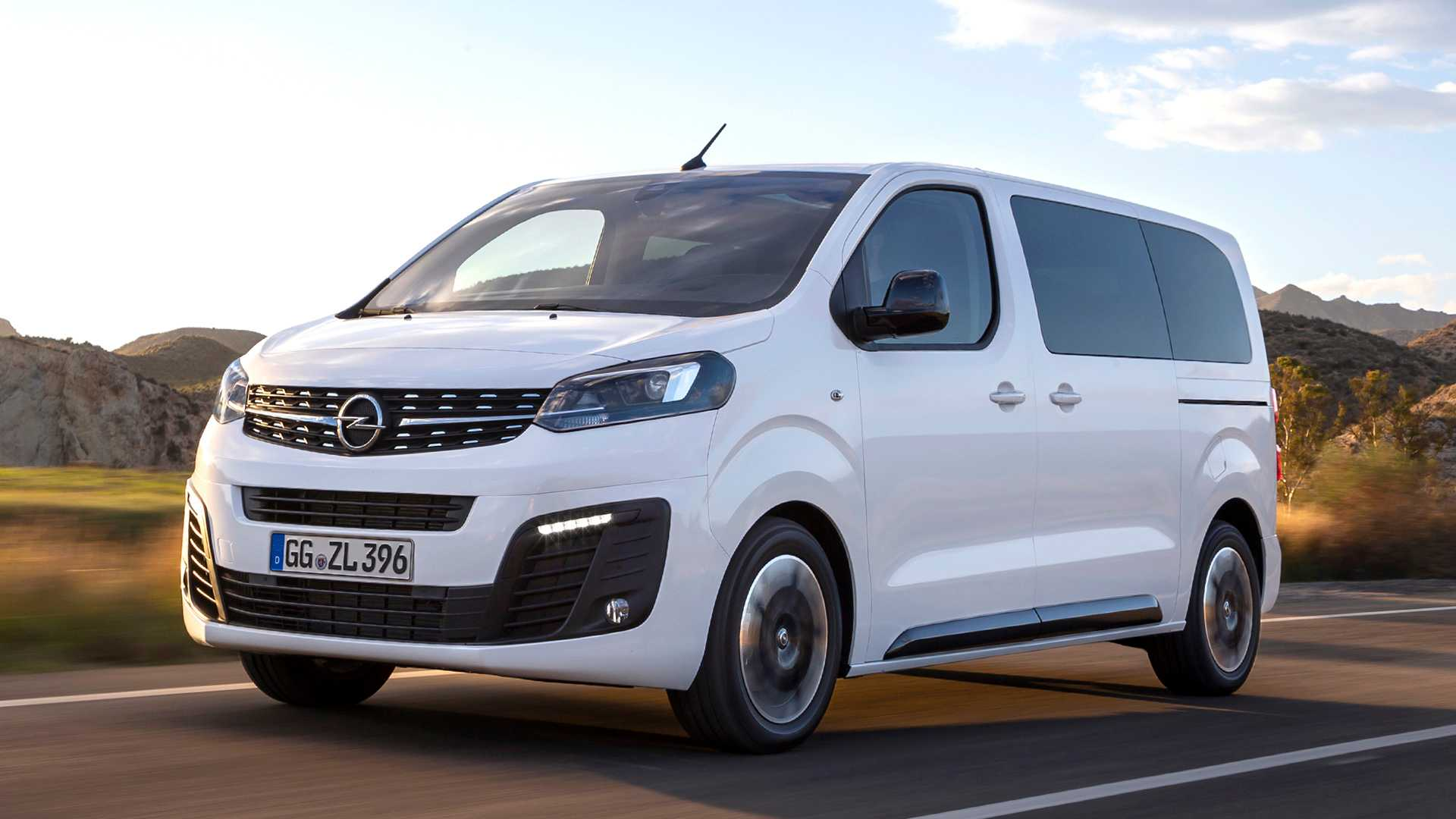 65 The Opel Bus 2020 Release