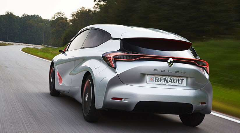 65 The Renault Concept 2020 Configurations