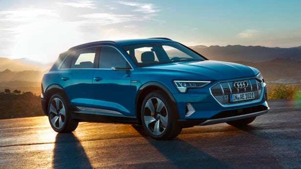 66 A 2019 Audi Electric Car Release Date And Concept