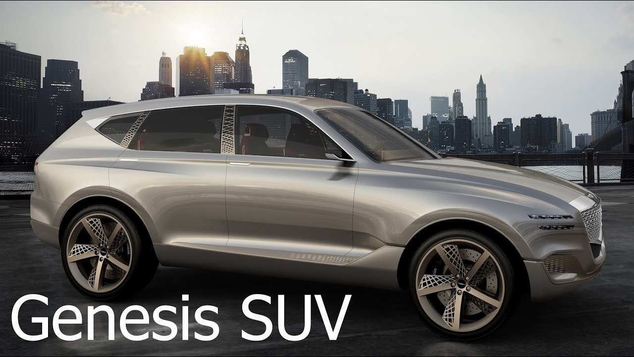 66 A 2019 Genesis Suv Price New Review