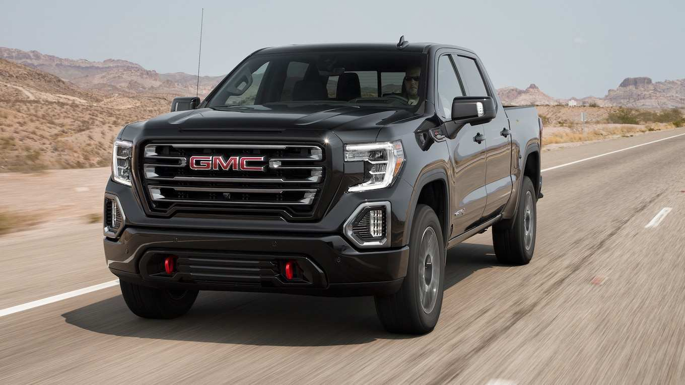 66 A 2019 Gmc Engine Options Spesification