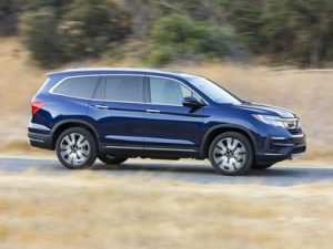 66 A 2019 Honda Pilot Release Date and Concept