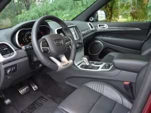 66 A 2019 Jeep Grand Cherokee Interior Research New