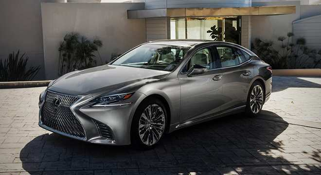 66 A 2019 Lexus Ls Price Price And Review