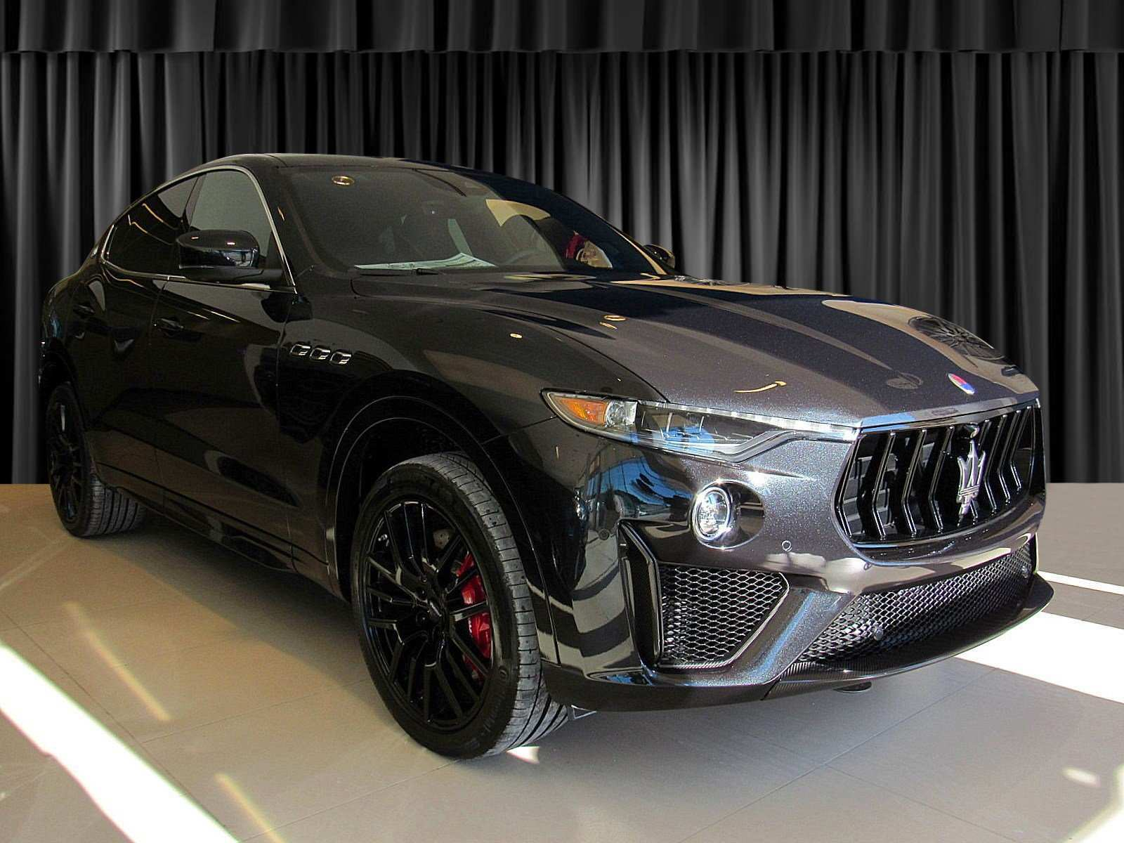 66 A 2019 Maserati Levante Trofeo New Review
