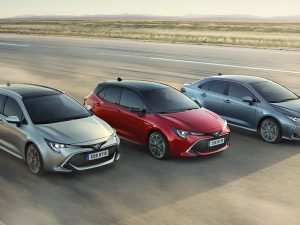 66 A 2019 New Toyota Corolla Price Design and Review