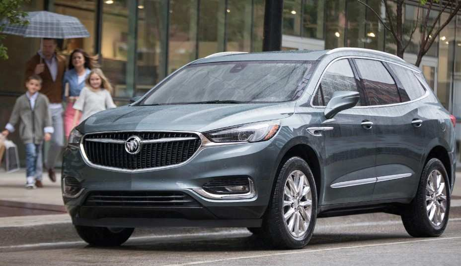 66 A 2020 Buick Enclave Changes Concept And Review