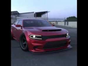 66 A 2020 Dodge Charger Hellcat Exterior