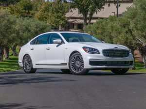66 A 2020 Kia K900 Specs and Review