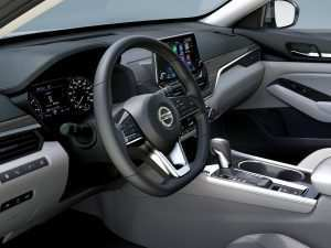 66 A 2020 Nissan Altima Interior Research New