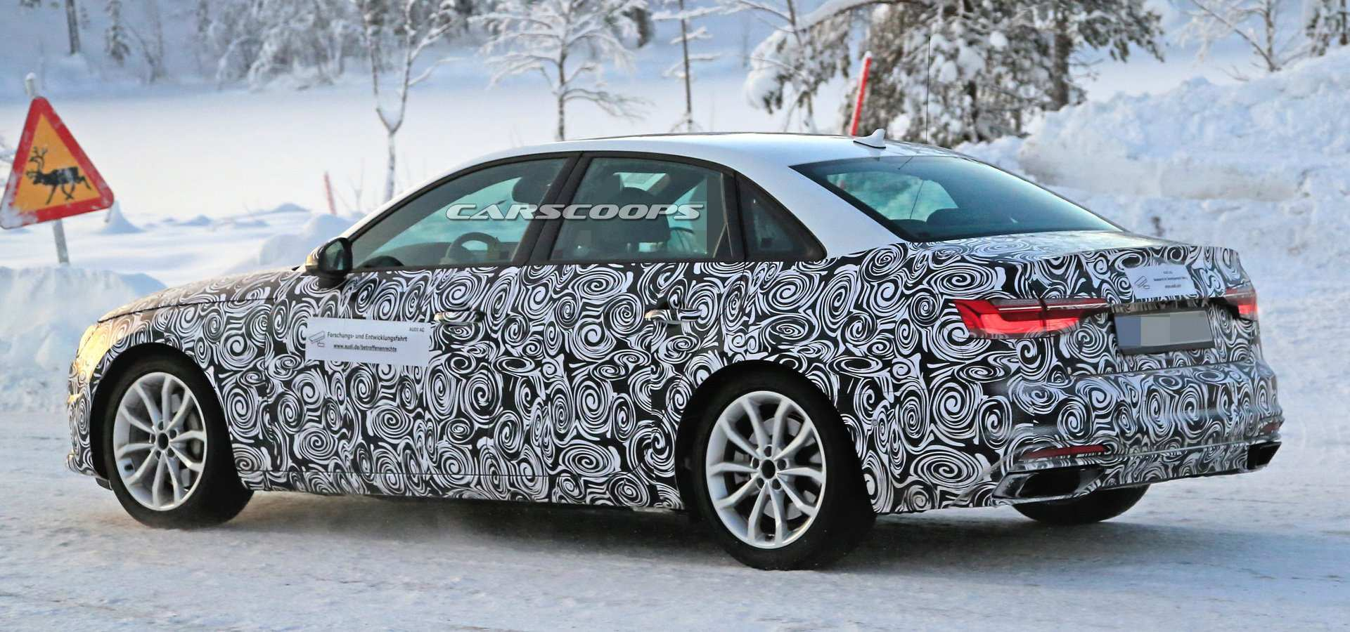 66 A Audi A4 Model Year 2020 Redesign