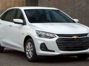 66 A Chevrolet Onix Sedan 2020 Price and Release date