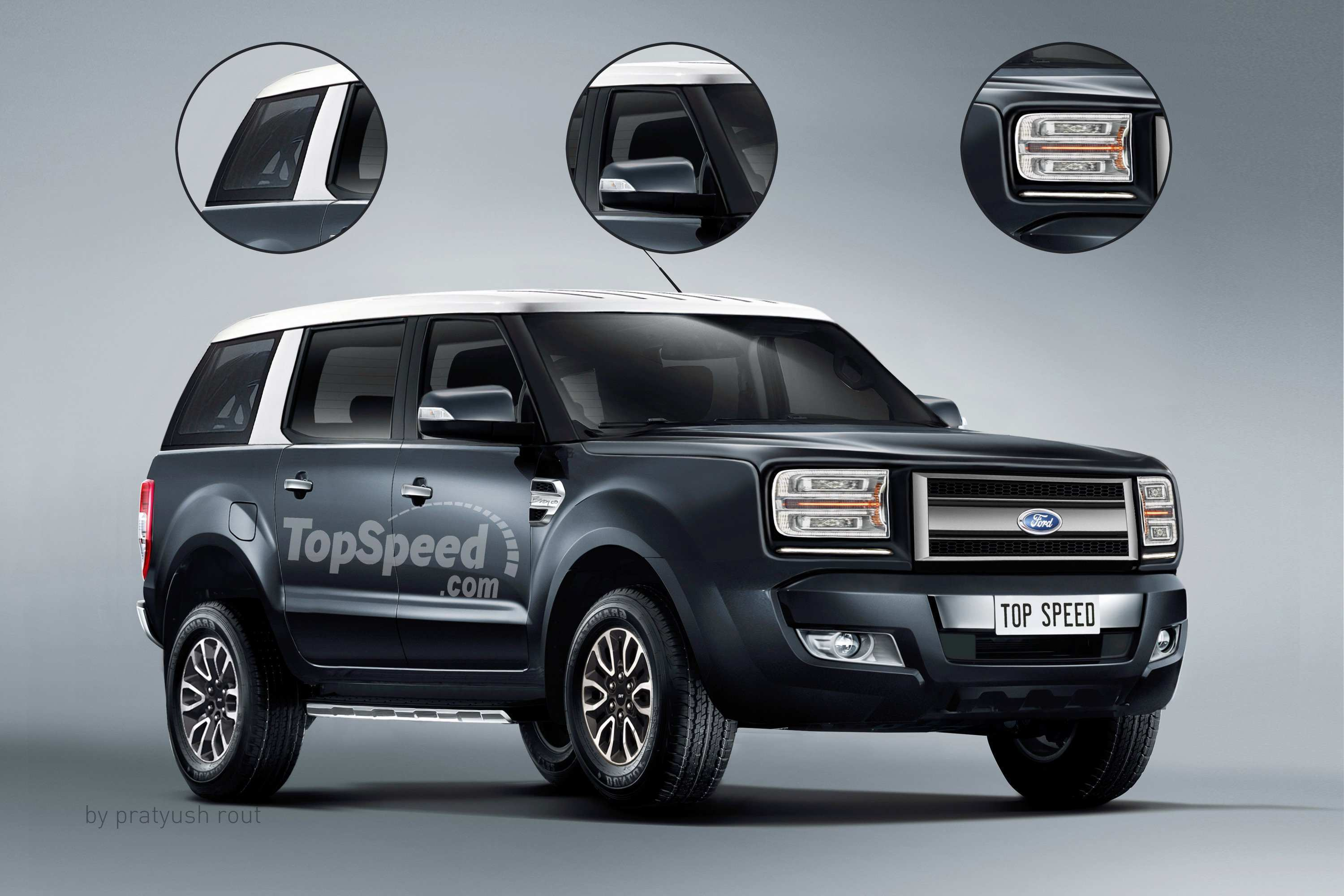 66 A Ford Bronco 2020 4 Door Review And Release Date