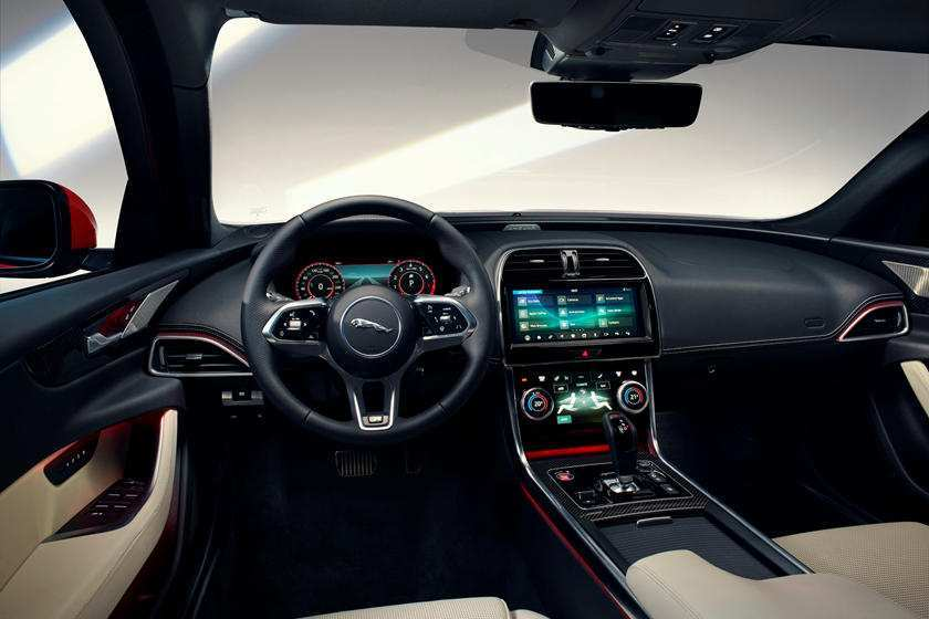 66 A Jaguar F Pace 2020 Interior New Model And Performance