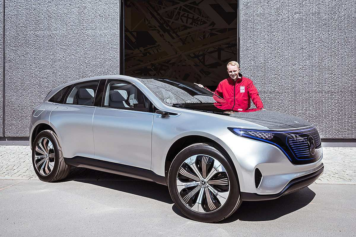 66 A Mercedes Benz Eqc 2019 Release Date and Concept