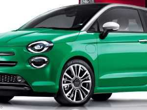 66 A Nuove Fiat 2020 Exterior