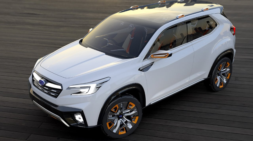 66 A Subaru Tribeca 2020 Photos