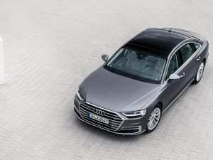 66 All New 2019 Audi A8 Features Interior