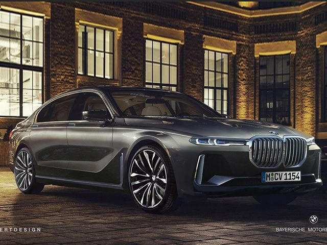 66 All New 2020 BMW 7 Series Release Date Redesign And Review