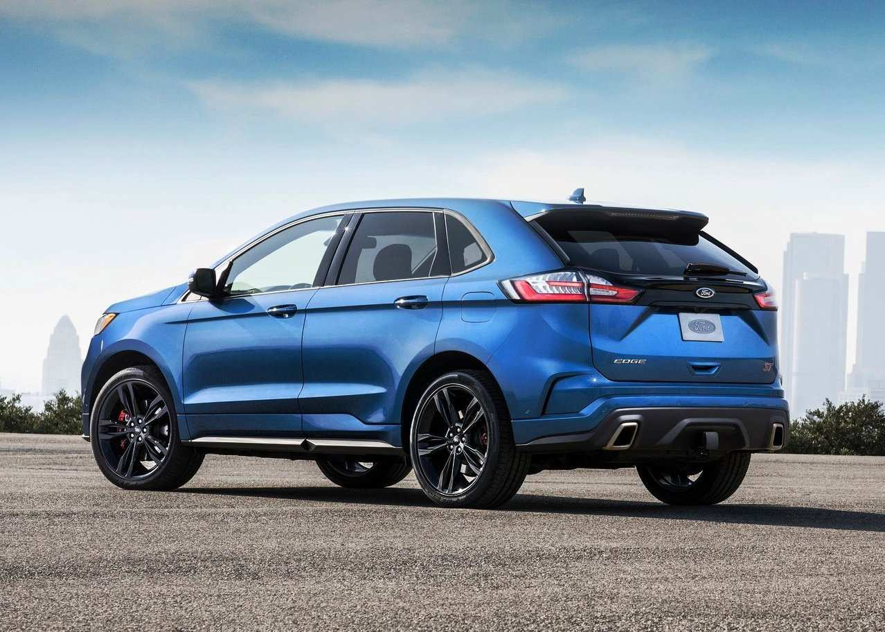 66 All New 2020 Ford Edge Redesign And Concept