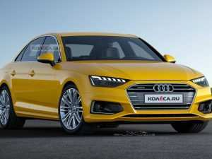 66 All New Audi A4 Model Year 2020 Redesign and Review