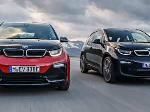BMW Electric Cars 2020