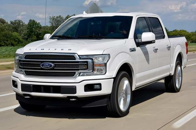 66 All New Ford F150 Redesign 2020 Redesign And Concept
